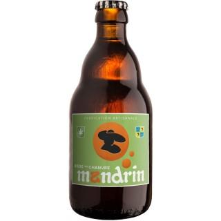 Bière artisanale Mandrin aux Chanvre - 33cl 6% alc./Vol- Brasserie du Dauphiné