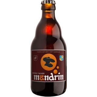 Bière artisanale Mandrin d'Hiver - 33cl 8% alc./Vol- Brasserie du Dauphiné