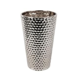 Bougie parfumée en pot XXL Chic Candle - Argent