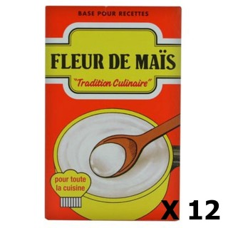 Lot 12x Fleur de maïs - Sans gluten - boîte 350g