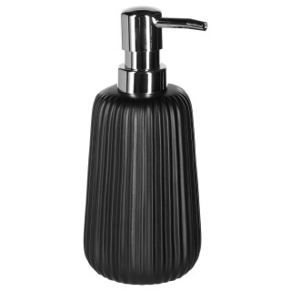 Distributeur de savon design Colorama - Noir