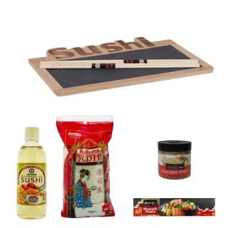 Assortiement pour sushis - 5 produits