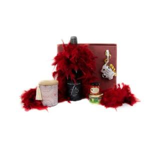 Coffret Cadeau des Amoureux - Idée cadeau - Boîte cadeau écologique - 5 produits