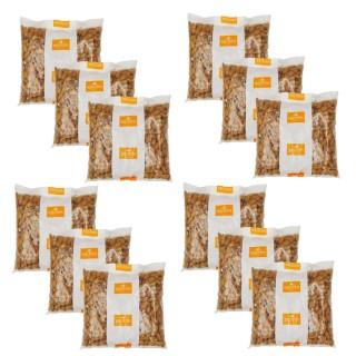 Lot 12x Amandes décortiquées paquet 800g Agidra