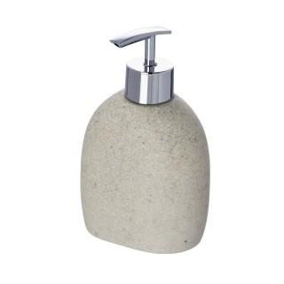 Distributeur de savon design nature Puro - Beige