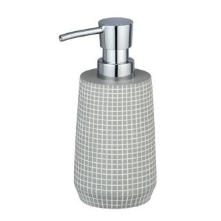Distributeur de savon design Ohrid - Gris