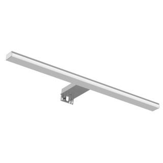 Applique LED pour miroir salle de bain BLITZ - L. 46 x H. 4 cm - Chromé brillant