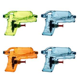 4 Pistolets à eau - Multicolore