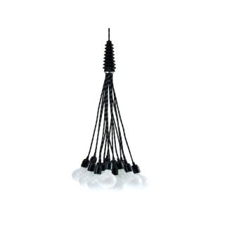 Suspension lustre design Bundle - Noir