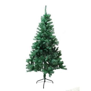 Sapin de Noël branches épaisses Gotland - H. 150 cm - Vert