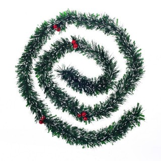Guirlande de Noël effet sapin Colorama - Vert