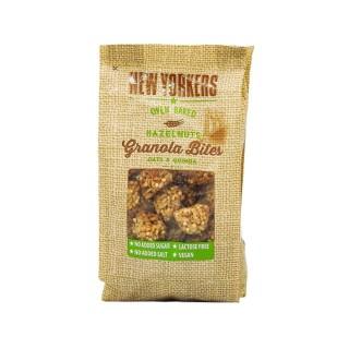 Billes de granola noisettes - Newyorkers - paquet 125g