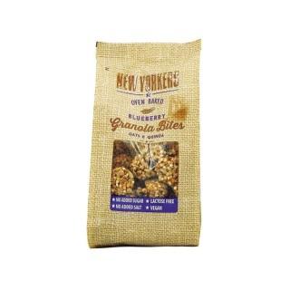 Billes de granola myrtilles - Newyorkers - paquet 125g