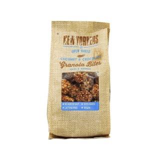 Billes de granola chocolat coco - Newyorkers - paquet 125g