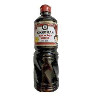 Sauce soja kikkoman sucrée - bouteille 975ml