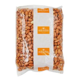 Arachides décortiquées brunes - Agidra - paquet 1kg