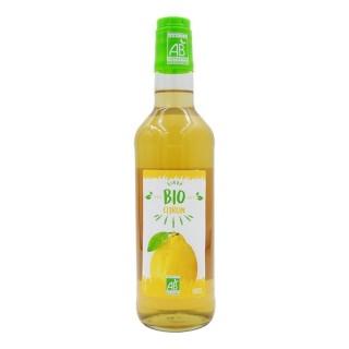 Sirop de Citron BIO France - bouteille 50cl