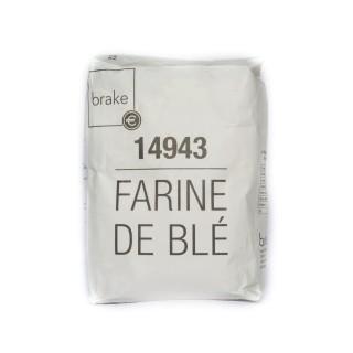 Farine de blé T55 - Brake - paquet 1kg