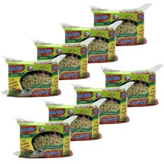 Nouilles/Noodles instantanées végétariennes - Indomie - carton 40 sachets 75g
