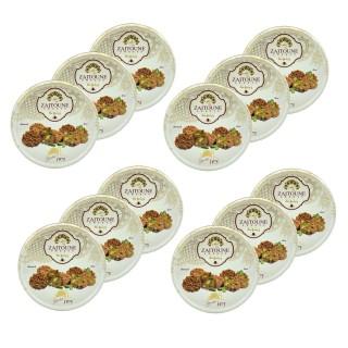 Lot 12x Barazek (biscuit au sésame & pistache) - Zaitoune - boîte 500g