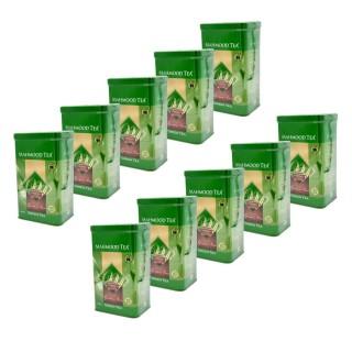 Lot 10x Thé vert - Mahmood - boîte 450g