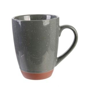 Lot 2x Mug Little Market - 400 ml - Gris