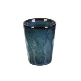 Lot 2x Tasses à expresso Au gré du temps - 100 ml - Bleu