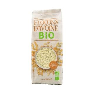 Flocons d'avoine BIO - paquet 500g