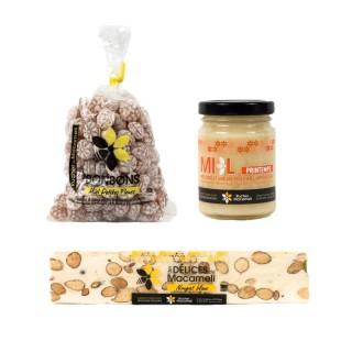 Miel, nougat, bonbons au miel - Monts du Lyonnais