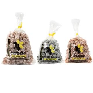 Trio bonbons au miel - Monts du Lyonnais