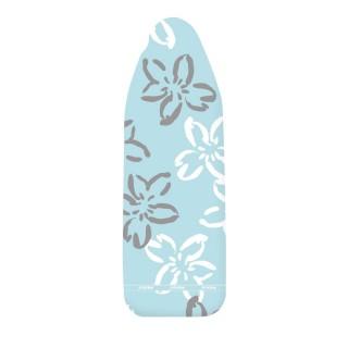 Housse de table à repasser Comfort M - 125 x 40 cm - Bleu