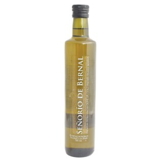 Huile olive extra vierge - pressée à froid - bouteille 500ml