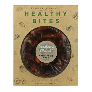 Pain de dattes, aux canneberges et aux amandes - portion 200g