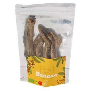 Bananes déshydratées Bio - sachet 100g
