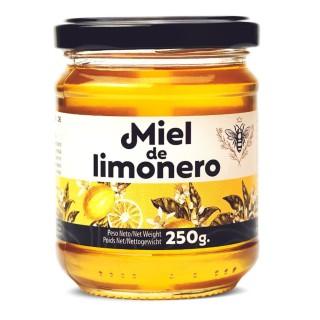 Miel de citronnier - pot 250g