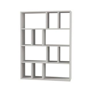 Bibliothèque Donie - Blanc