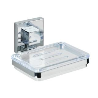 Porte-savon en acier inox Quadro