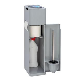 Combiné WC modèle Imon - Gris