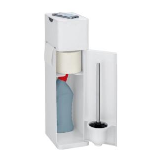 Combiné WC modèle Imon - Blanc