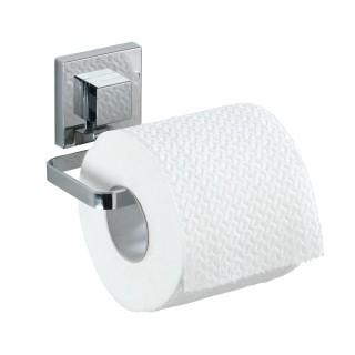 Dérouleur de papier WC en acier inox Quadro
