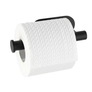 Dérouleur papier WC Orea en acier inox - Noir