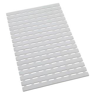 Tapis de baignoire Arinos - 63 x 40 cm - Blanc