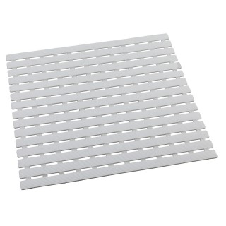 Tapis de douche Arinos - 54 x 54 cm - Blanc