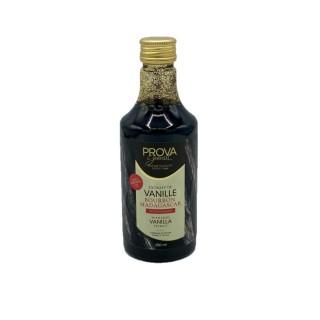 Extrait vanille Bourbon de Madagascar avec graines - Prova Gourmet - bouteille 250ml