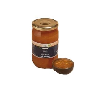 Marmelade 3 agrumes - Maison des Gourmets - pot 850g
