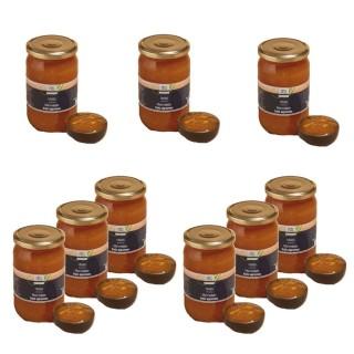 Lot 9x Marmelade 3 agrumes - Maison des Gourmets - pot 850g