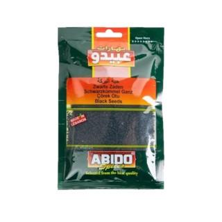 Graines de nigelle - Abido - sachet 50g