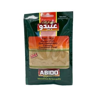 Cannelle en poudre - Abido - sachet 50g